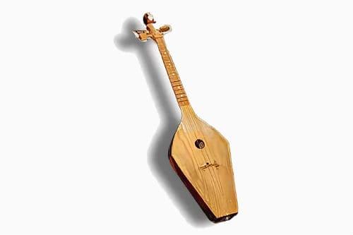 Музыкальный инструмент тамур