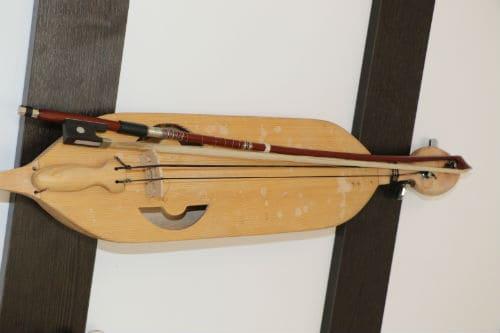 Музыкальный инструмент апхьарца
