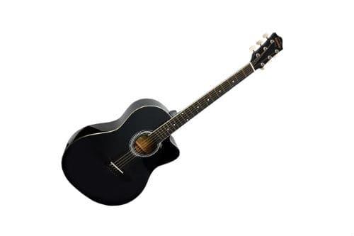 Музыкальный инструмент фолк-гитара