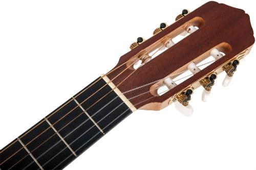 Гриф классической гитары