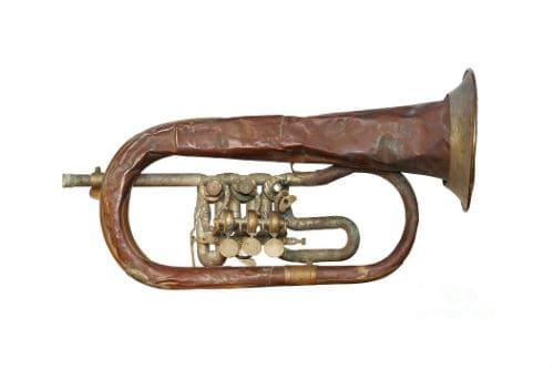 Старинная труба