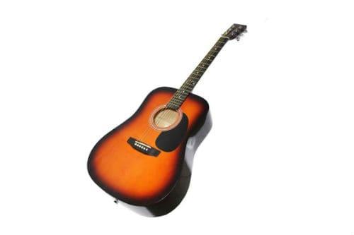 Музыкальный инструмент вестерн-гитара